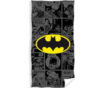 Batman Beach towel Signal 70 x 140 cm
