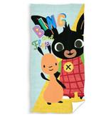 Bing Bunny Serviette de plage Flop - 70 x 140 cm - Multi