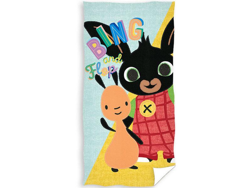 Bing Bunny Strandlaken Flop - 70 x 140 cm - Multi