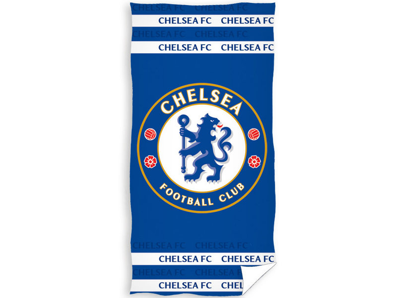 Chelsea FC Logo Strandtuch