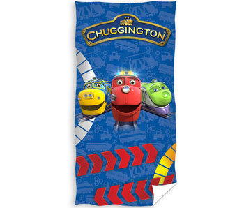 Chuggington Beach towel 70 x 140 cm