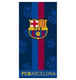 FC Barcelona Strandlaken Stripe - 70 x 140 cm - Multi