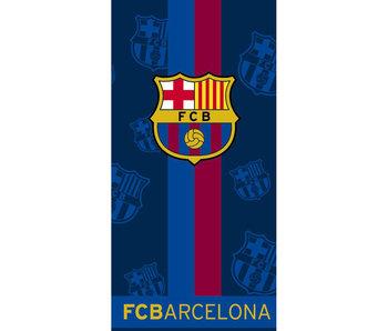 FC Barcelona Strandtuchstreifen 70 x 140 cm