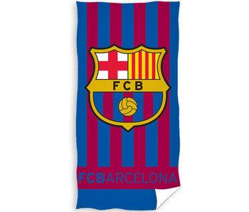 FC Barcelona Strandtuch 70 x 140 cm