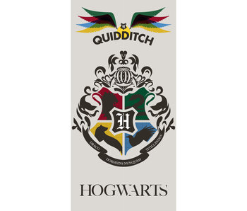 Harry Potter Beach towel Quidditch 70 x 140 cm
