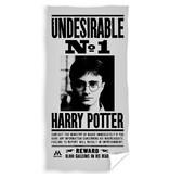 Harry Potter Strandlaken Wanted - 70 x 140 cm - Multi