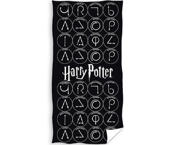 Harry Potter Strandlaken Magic 70 x 140 cm
