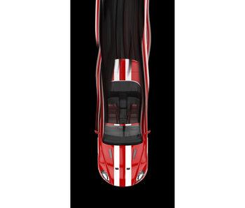 Sportauto Strandtuch 70 x 140 cm