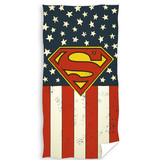 Superman Beach towel Flag - 70 x 140 cm - Multi