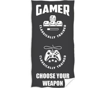Game Serviette de plage Weapon 70 x 140 cm