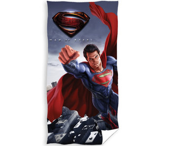 Superman Strandlaken 70 x 140 cm