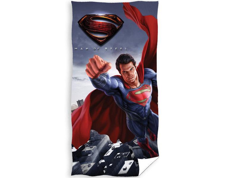 Superman Beach towel - 70 x 140 cm - Multi