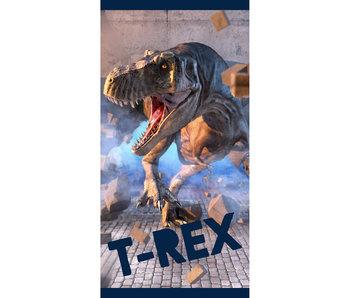 Dinosaurus Strandlaken T-Rex 70 x 140 cm