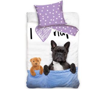 Animal Pictures Bettbezug Hund 140 x 200