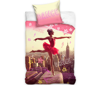 Ballerina Dekbedovertrek Ballet 140 x 200