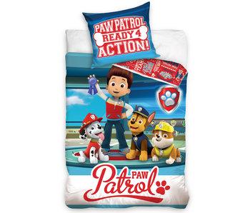 PAW Patrol Duvet cover Ready 4 Action - 140 x 200 cm
