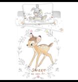 Disney Bambi Housse de couette Sweet Baby - 100 x 135 cm - Multi