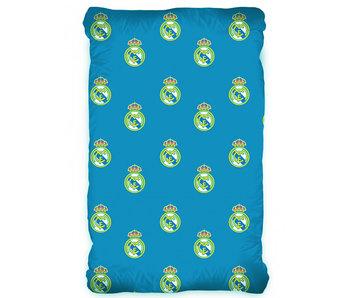 Real Madrid Drap housse 90 x 200 cm
