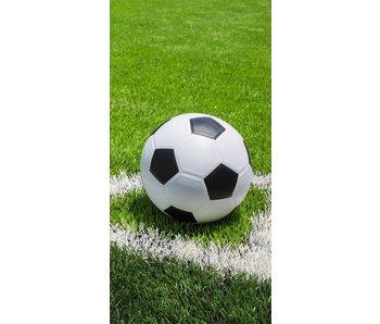 Voetbal Strandlaken 70 x 140 cm