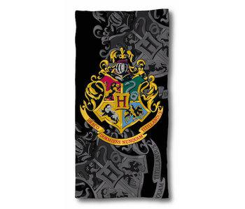 Harry Potter Hogwarts beach towel 70 x 140 cm