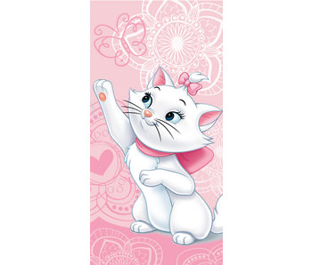 Disney Aristocats Beach towel Marie Cat 70 x 140 cm