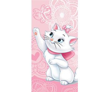 Disney Aristocats Serviette de plage Marie Cat 70 x 140 cm