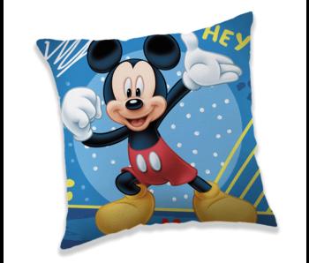 Disney Mickey Mouse Hey cushion 40 x 40 cm