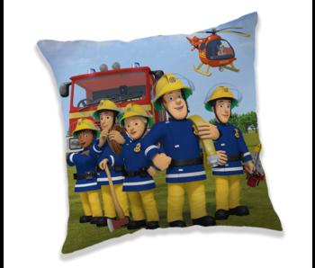 Brandweerman Sam Coussin 40 x 40 cm