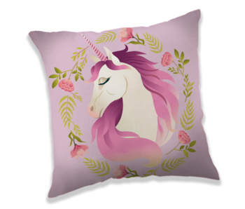 Unicorn Cushion 40 x 40 cm