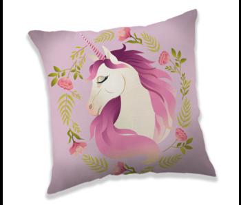 Unicorn Kissen 40 x 40 cm