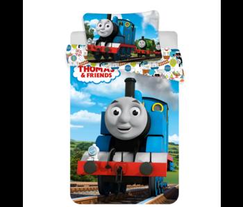Thomas de Trein BABY Bettbezug Lächeln 100 x 135 cm