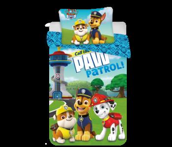 PAW Patrol BABY Dekbedovertrek 100 x 135 cm
