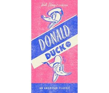 Disney Donald Duck Beach towel Vintage 70 x 140 cm