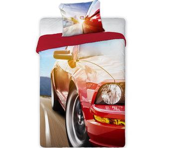 Turbo Car Duvet cover 140 x 200