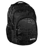 BeUniq Backpack Drawings - 49 x 33 x 20 cm - Black