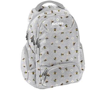 BeUniq Backpack Bees - 42 cm