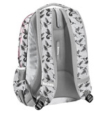 BeUniq Backpack Hummingbird - 43 x 30 x 20 cm - Gray