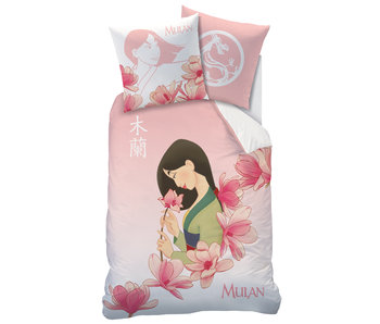 Disney Mulan Bettbezug Blüte 140 x 200
