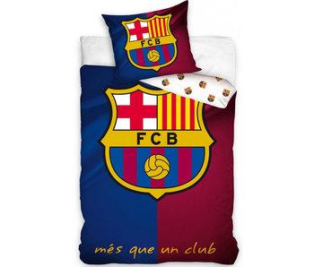 FC Barcelona Duvet cover Logo 140x200 + 60x80cm