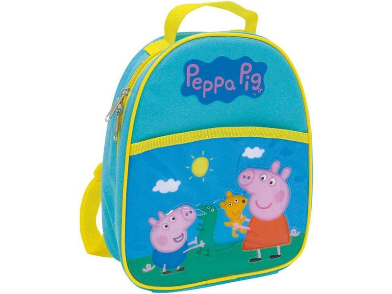 Peppa Pig Toddler backpack Special - 25 x 21 x 7 cm - Multi