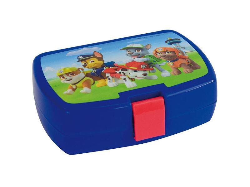 PAW Patrol Lunch box - 16 x 11 x 5 cm - Blue