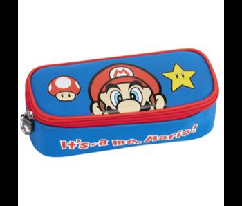 Super Mario Étui à crayons rempli Power-Up - 5 pcs.