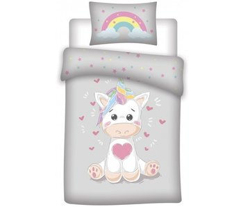 Unicorn BABY Duvet cover 100 x 135 cm
