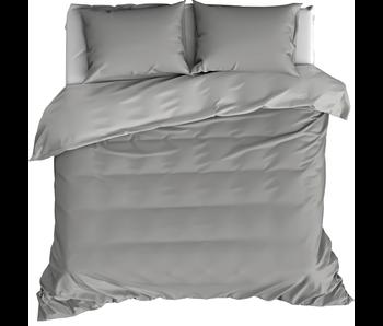 De Witte Lietaer Bettbezug Baumwollsatin Olivia Dove 240 x 220 cm