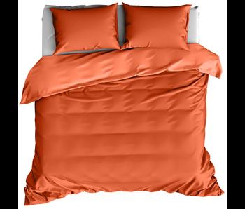 De Witte Lietaer Bettbezug Baumwollsatin Olivia Rooibos 240 x 220 cm