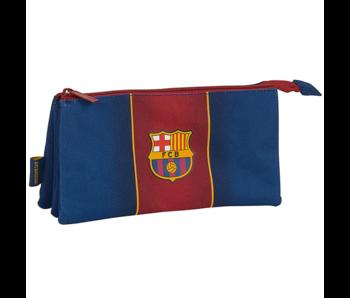 FC Barcelona Federmappe Barca - 22 cm