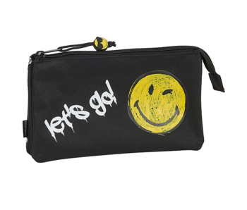 Smiley Etui Graffiti - 22 cm
