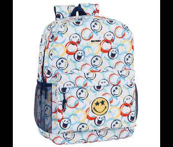 Smiley Art du sac à dos - 43 cm