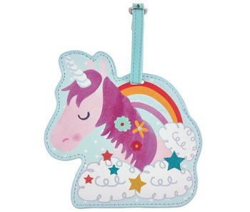 Floss & Rock Luggage Label Unicorn - 12.5 cm