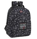 BlackFit8 Rugzak Galaxy - 42 x 32 x 15 cm - Zwart